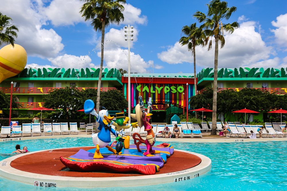 Disney's All - Star Value Resorts - Walt Disney World - 5 Nights