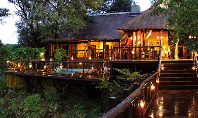 Madikwe River Lodge - 2 Nights - Land Only