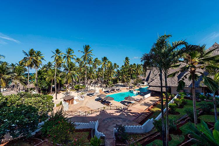 Diamonds Mapenzi Beach Resort (4-star)